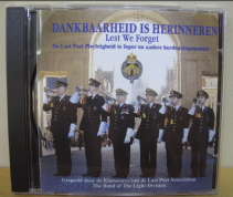 'Lest We Forget' CD